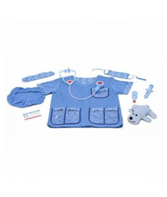 Melissa&ampDoug MD14850  Veterinarian Role Play Costume Set  Костюм Ветеринар 3-6 лет