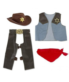 Melissa&ampDoug MD4273 Cowboy Role Play Costume Set Костюм Ковбой