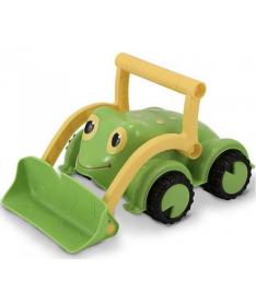 Melissa&ampDoug MD6270 Froggy Bulldozer Бульдозер Лягушонок