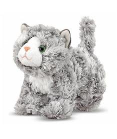 Melissa&ampDoug MD7541 Roxie Grey Tabby (Мраморный котенок Рокси, 18 см)