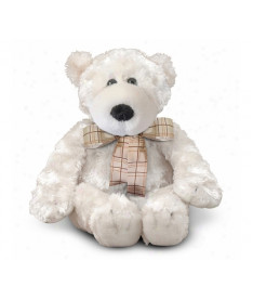 Melissa&ampDoug MD7640 Parka Polar Bear Stuffed Animal (Полярный мишка Парамон, 41 см)