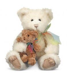 Melissa&ampDoug MD7753 Cream &amp Puff - Mother and Baby Bear (Семейство мишек, мама с медвежонком Пуфом)