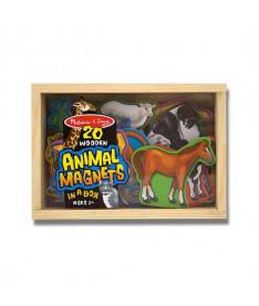 Melissa and Doug MD475 Фигурки животных с магнитами