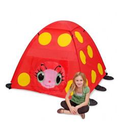 Melissa and Doug MD6204 Детская палатка &quotБожья коровка Молли&quot