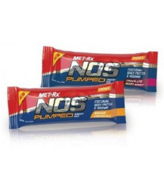 Met-Rx NOS Pumped Bar 6ct