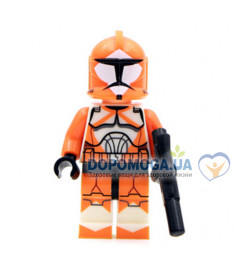 Минифигурка Bomb Squad Trooper