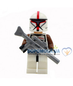 Минифигурка Clone Trooper Captain