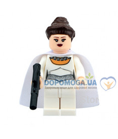 Минифигурка Princess Leia Organa in Cloak