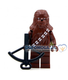 Минифигурка Wookiee
