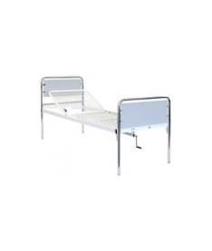 Модель OSD-93C.Кровать медицинская (одна секция) металлическая