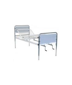 Модель OSD-94C.Кровать медицинская (металлическая).