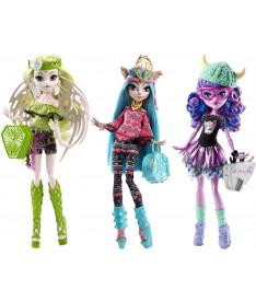 Монстер Хай  Новые Ученики, Monster High Brand-Boo Students