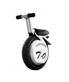 Мото-сигвей гироскутер EcoDrive Moto белый (Toxozers, Forthgoer, Ryno)