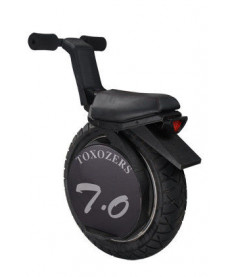 Мото-сигвей гироскутер EcoDrive Moto черный (Toxozers, Forthgoer, Ryno)