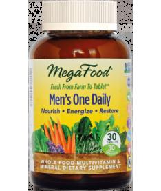 Мультивитамины &quotодна таблетка в день для мужчин&quot MegaFood 30 шт