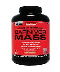 MuscleMeds Carnivor MASS Choc 5,6lb