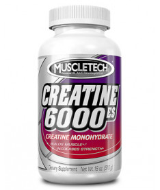 MuscleTech: Creatine 6000-ES / 510 G