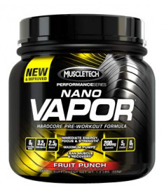 MuscleTech: NanoVapor Hardcore Pre-Workout Formula / 40 Servings