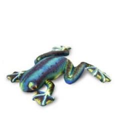 Мягкая игрушка Lava Лягушка Мини музыкальная 29 см (LF1190)