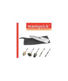 Набор для маникюра и педикюра Maniquick MQ 631