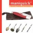 Набор для маникюра и педикюра Maniquick MQ 632