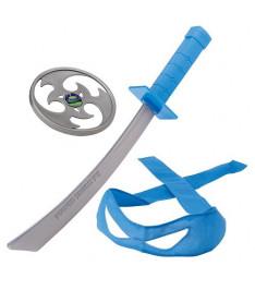 Набор игрушечного звукового оружия TMNT Черепашки-ниндзя Леонардо (92101)