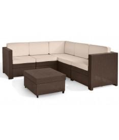 Набор мебели Keter Provence set Brown
