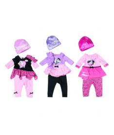 Набор одежды Zapf для куклы BABY BORN, МАЛЕНЬКАЯ МОДНЯШКА
