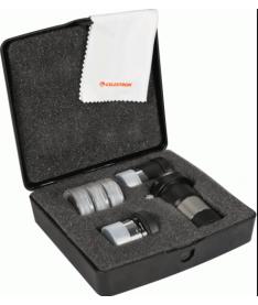 Набор окуляров и фильтров Celestron для AstroMaster, 1,25''