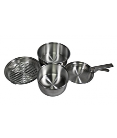 Набор посуды туристический Ezetil Camping set 6