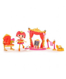Набор с куклой Mini Lalaloopsy Театр Балерины (536574)