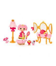 Набор с куклой Mini Lalaloopsy Вечеринка у Блестинки (534136)