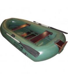 Надувная лодка гребная ЛГ270Т