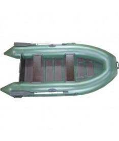 Надувная лодка с реечным дном ЛП300