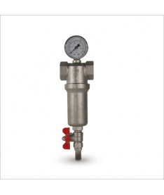 Натрубные механические осадочные фильтры Aquafilter FHMB12_Х