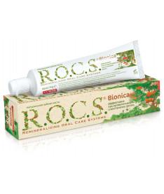 Натуральная зубная паста для всей семьи - R.O.C.S. Bionica