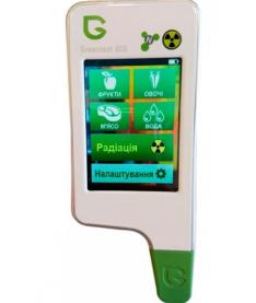 Нитрат-Тестер, дозиметр и измеритель жесткости воды GreenTest ECO 5