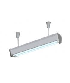 Облучатель бактерицидный потолочный ОБП-300м с лампой 4х30Вт Завет