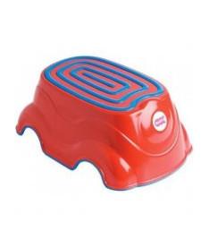 OK Bаby Многофункциональный детский стульчик Herbie красный