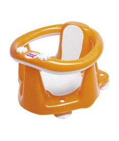 OK Baby Сидение детское Flipper Evolution с нескользящим покрытием и термодатчиком оранжевый