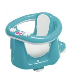 OK Baby Сидение детское Flipper Evolution с нескользящим покрытием и термодатчиком синий