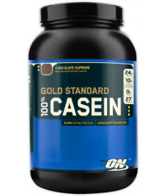 Optimum Nutrition 100% Casein Protein 909 г - chocolate