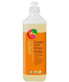 Oрганический, апельсиновый растворитель жиров Sonett, 500мл