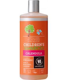 Органический нежный шампунь для детей Urtekram Календула, 500 мл