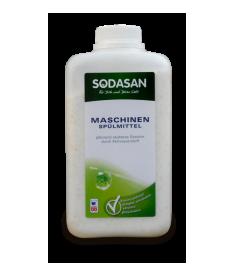 Органический порошок-концентрат для посудомоечных машин 1кг, SODASAN