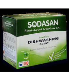 Органический порошок-концентрат для посудомоечных машин 2кг, SODASAN