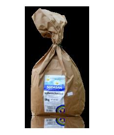 Органический порошок-концентрат стиральный Sodasan Heavy Duty для сильных загрязнений, 5кг