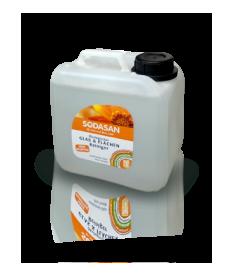 Органическое моющее средство для стекла Sodasan, 2л