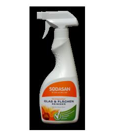 Органическое моющее средство для стекла Sodasan, 500мл