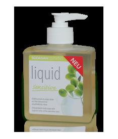 Органическое мыло Sensitiv жидкое для чувствительной и детской кожи 0,3л, SODASAN